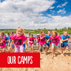 Join our sport summer camps in Warsaw and in the countryside!