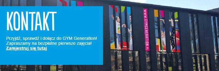 Sprawdź i dołącz do GYM Generation