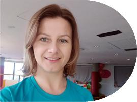 Agnieszka Żelisko - instruktor GYM generation