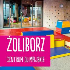 Nasza placówka w Centrum Olimpijskim na Żoliborzu