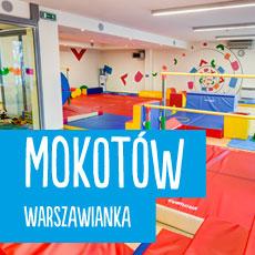 Odwiedź nas - Warszawa Warszawianka Mokotów