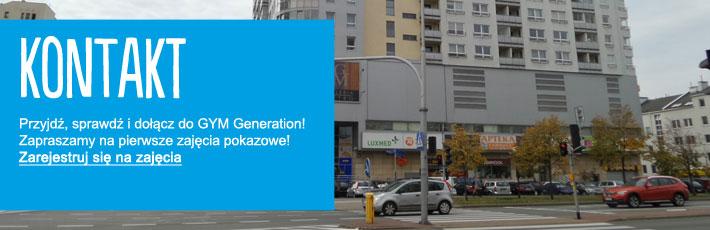 Sprawdź i dołącz do GYM Generation!