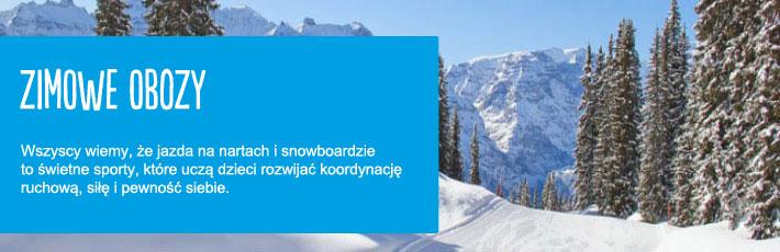 Dołącz do naszych zimowych sportowych obozów w Polsce i za granicą