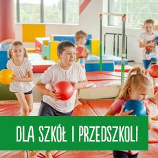 Gimnastyka dla szkół i przedszkoli