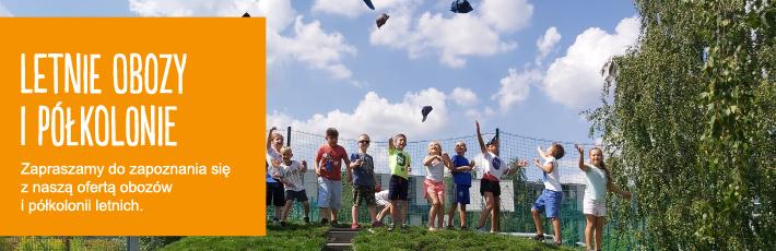 Dołącz do naszych wakacyjnych sportowych obozów w Warszawie