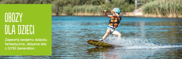 Dołącz do naszych wakacyjnych sportowych obozów dla dzieci